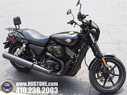 2015 Harley-Davidson Street 750 for sale 200578140